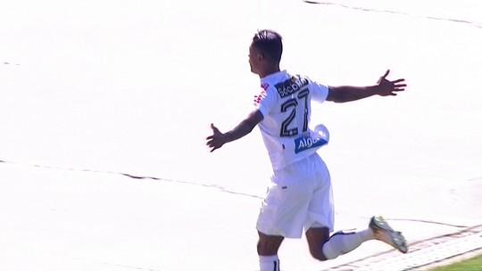 Análise: Bahia tem dificuldade para propor jogo e sofre com contra-ataques do Santos