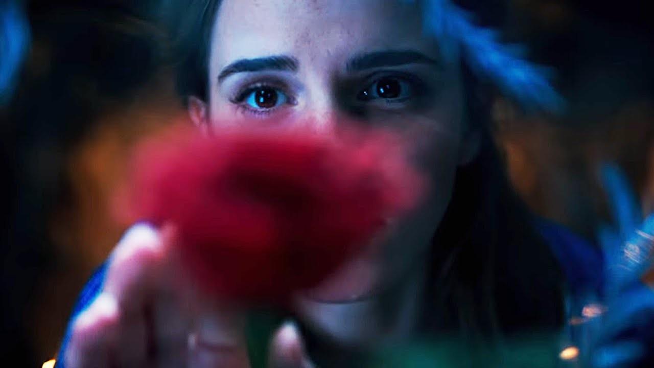 Emma Watson como Bela em 'A Bela e a Fera' (Foto: Divulgação)