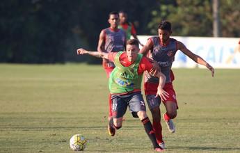 Adryan celebra volta e espera aplicar experiência da Europa no Flamengo