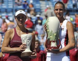Kerber Pliskova Tenis (Foto: Reuters)