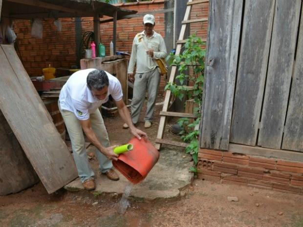 Ações serão realizadas durante toda semana, diz diretora (Foto: Magda Oliveira/ G1)