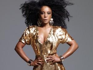 A cantora Negra Li (Foto: Divulgação/Site oficial)