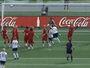 Norueguesa esbanja categoria e faz golaço de falta na Copa do Mundo