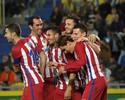 Griezmann encerra seca, e Atlético vence Las Palmas na Copa do Rei