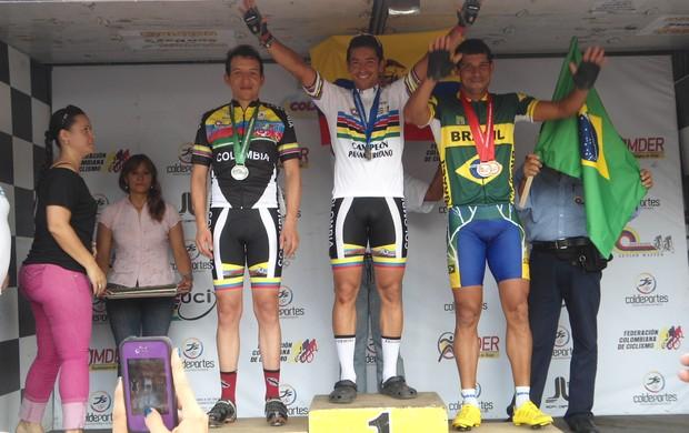 Edilson Krammer foi segundo lugar (Foto: Arquivo pessoal)