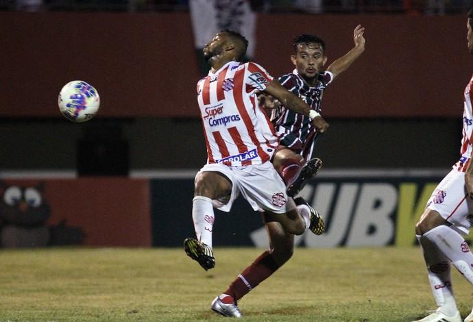 Gustavo Scarpa Bangu x Fluminense (Foto: Nelson Perez/Fluminense F.C.)