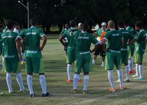 Cuiabá treinos 2015 (Foto: Assessoria/Cuiabá Esporte Clube)