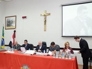 Câmara de Presidente Prudente aprovou convênio para o Plano Diretor de Desenvolvimento Turístico (Foto: Cedida/Câmara Municipal)