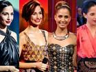 Um luxo só! Confira os looks que marcaram a carreira da belíssima atriz Camila Pitanga