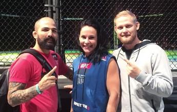 Treinador de Lina afirma que Cyborg estava pesando 77kg na hora da luta