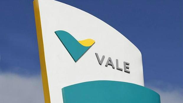 Logo da mineradora Vale (Foto: Reprodução/Twitter)