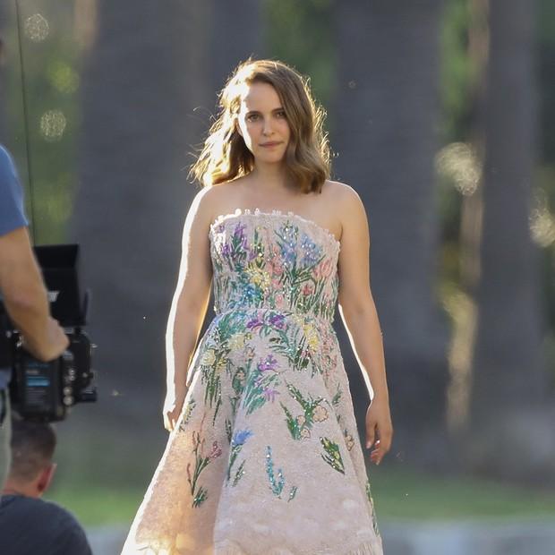 Natalie Portman retorna ao trabalho 2 meses após nascimento da filha (Foto: AKM-GSI )