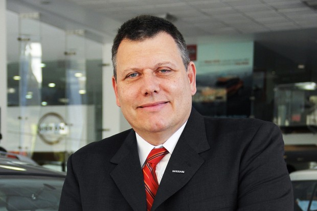 Guy Rodriguez, vice-presidente regional de vendas e marketing da Nissan (Foto: Divulgação)