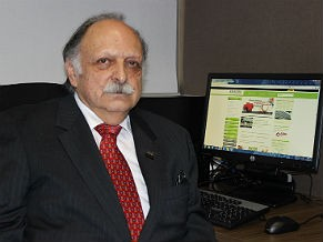 Celso Araujo, diretor da Empresa Brasileira de Serviços Hospitalares (EBSERH) (Foto: Divulgação)