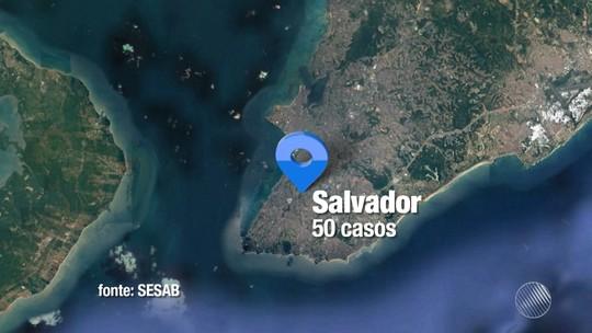 Número de casos de doença misteriosa sobe para 52 na Bahia