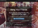 &#39;Bang With Friends&#39; quer unir amigos do Facebook para fazer sexo