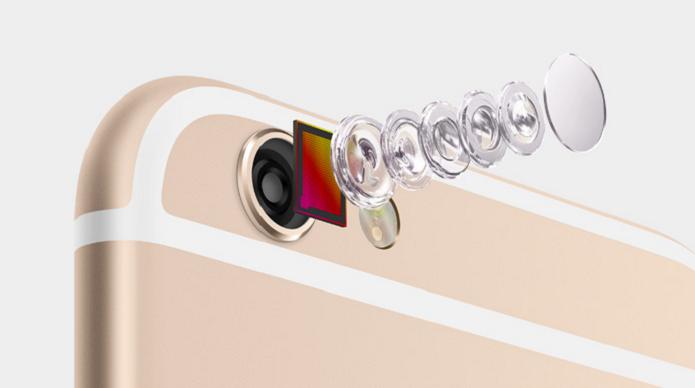 iPhones menores não possui estabilização óptica de imagem (Foto: Divulgação/Apple)