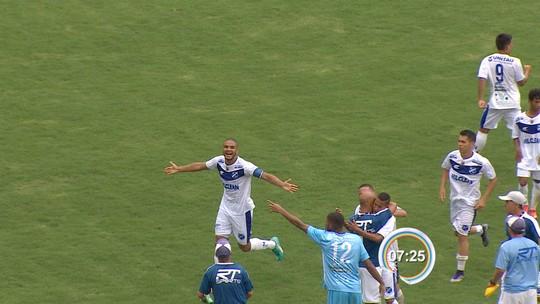 Taubaté supera Sabiá-MA em casa e larga na frente na Copa São Paulo