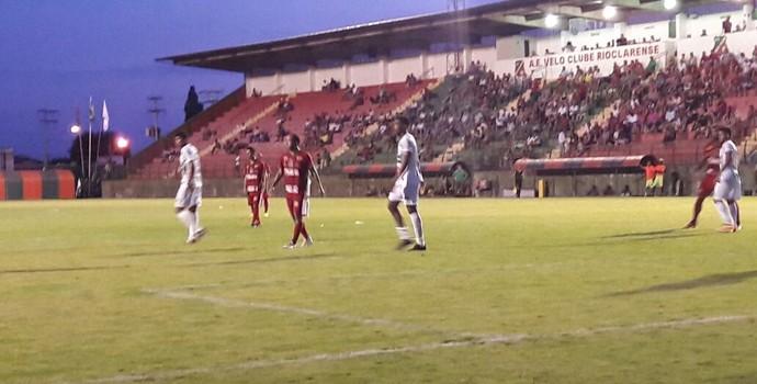 Velo Clube x Rio Preto (Foto: Paulino Longo/Velo Clube)