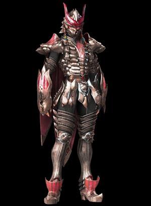 Detalhe da armadura de Miro de Escorpião no novo filme dos Cavaleiros do Zodíaco (Foto: Divulgação/Diamond Films)