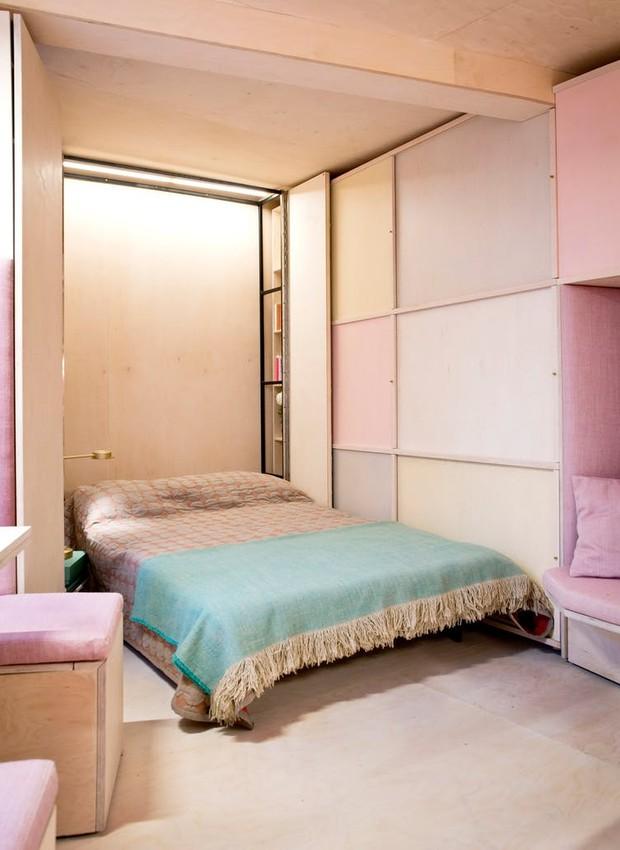 menor-apartamento-de-londres (Foto: Divulgação/Studiomama/Rei Moon of Moon Ray Studio)