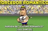 Charge! Torcedor canta a rotina do Campeonato Carioca (André Guedes)
