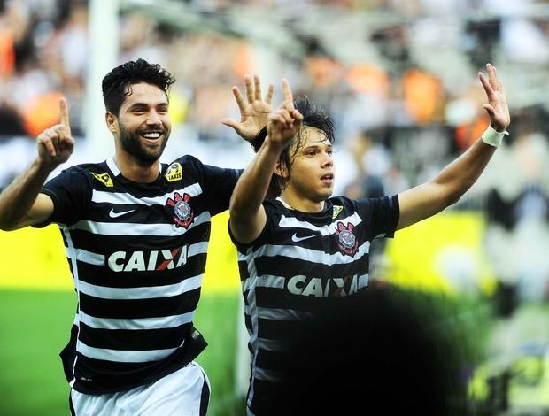 Corinthians x São Paulo romero