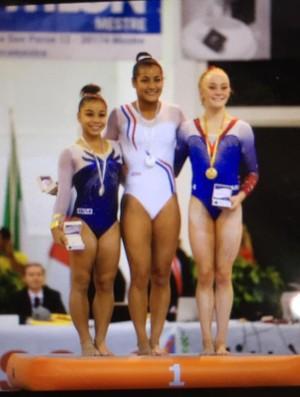 BLOG: Um ótimo começo de ano da ginástica feminina
