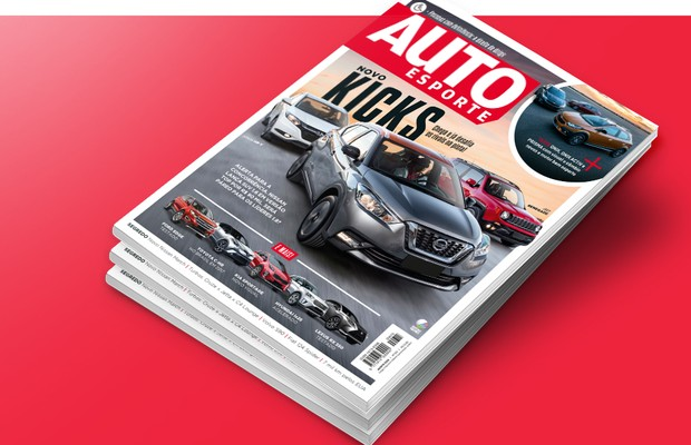 Revista Autoesporte de agosto de 2016 (Foto: Autoesporte)