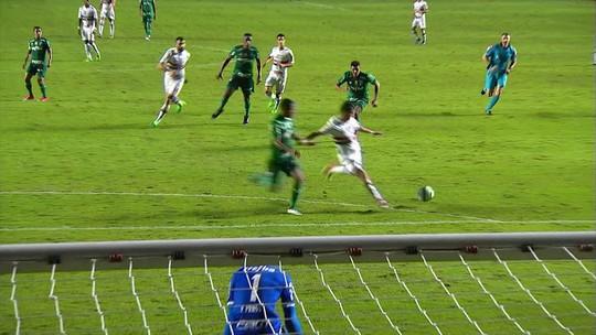Dupla volta a funcionar, São Paulo vence Palmeiras e mantém tabu no Morumbi