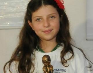 Mayra Bartko, de Pitanga. (Foto: Divulgação/RPCTV)