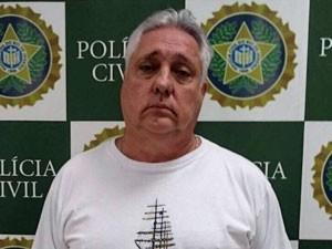 Fernando Antônio Phebo Maranhão foi preso em Duque de Caxias (Foto: Divulgação / Polícia Civil)