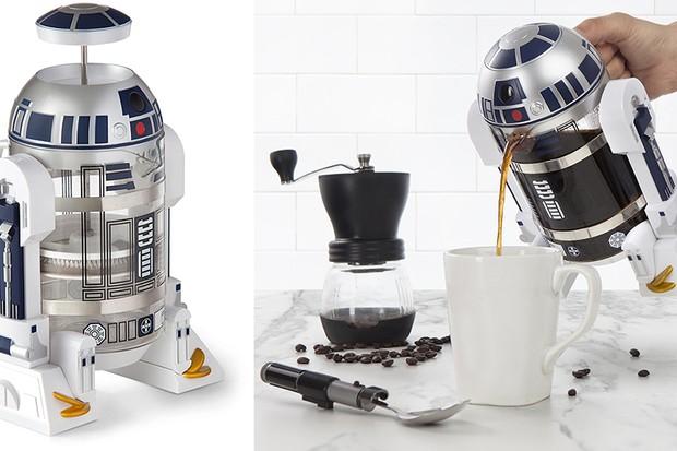 Cafeteira do R2-D2 (Foto: Divulgação)