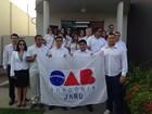 Após morte de advogado, OAB faz ato público pela paz em Jaru, RO