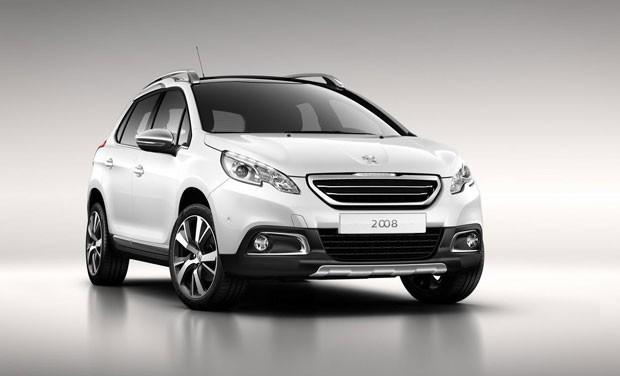 Peugeot 2008 foi desenvolvido por equipes na França, Brasil e China (Foto: Divulgação)