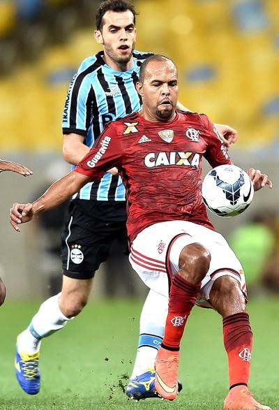 Alecsandro, Flamengo X Grêmo (Foto: Getty Images)