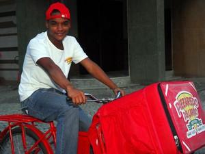 Ator Darlan Cunha ficou conhecido pelo personagem Laranjinha (Foto: Alex Carvalho/ TV Globo)
