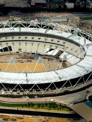 estádio olímpico londres 2012 (Foto: agência Getty Images)