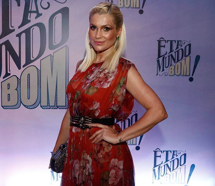 Flávia Alessandra será Sandra em 'Êta Mundo Bom!' (Foto: Inácio Moraes)