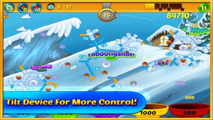 Balance seu iPhone ou iPod Touch para marcar muitos pontos neste game viciante (Foto: Divulgação)