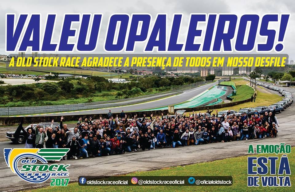 Valeu Opaleiros!!!! (Foto: Barbara Bonfin/OSR)
