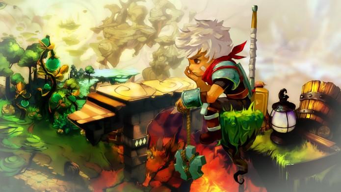 Bastion (Foto: Divulgação/SuperGiant Games)