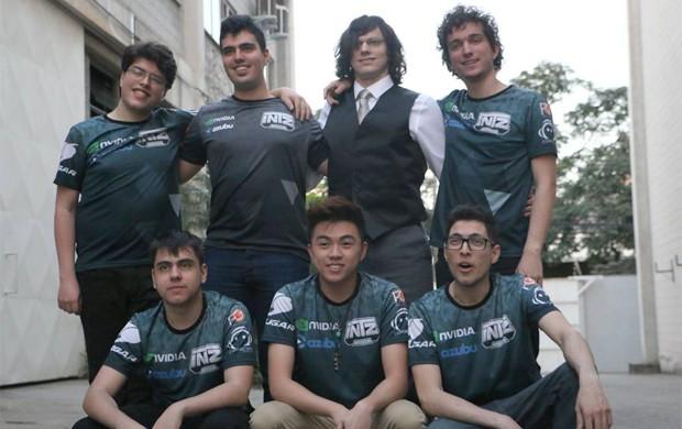 INTZ é campeã da 1ª etapa do Brasileirão de 'League of Legends' e irá disputar grande final (Foto: Divulgação/INTZ)