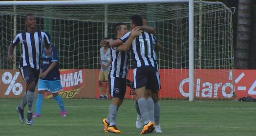 gol do Botafogo!