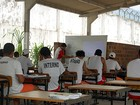 Internos de unidade prisionais de Sergipe fazem o Enem