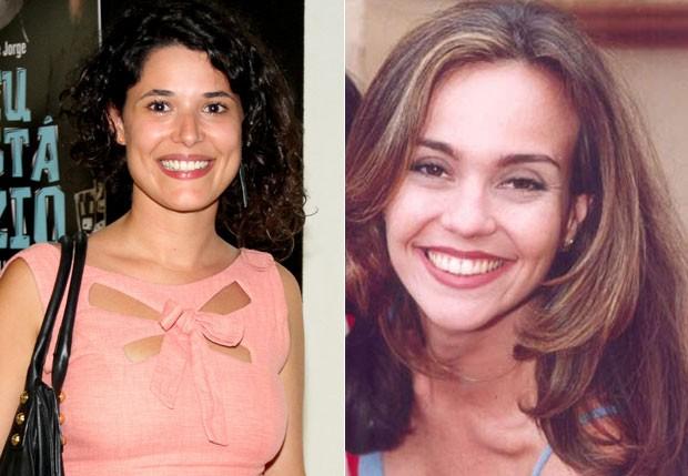 Manuela do Monte fará papel que marcou a carreira de Flávia Monteiro (Foto: AgNews e Divulgação)