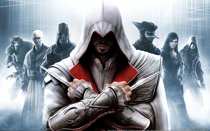 Assassin's Creed tem ação em diversas eras (Foto: Divulgação/Ubisoft)