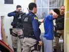Polícia faz operação contra assaltos a ônibus em Curitiba e Região