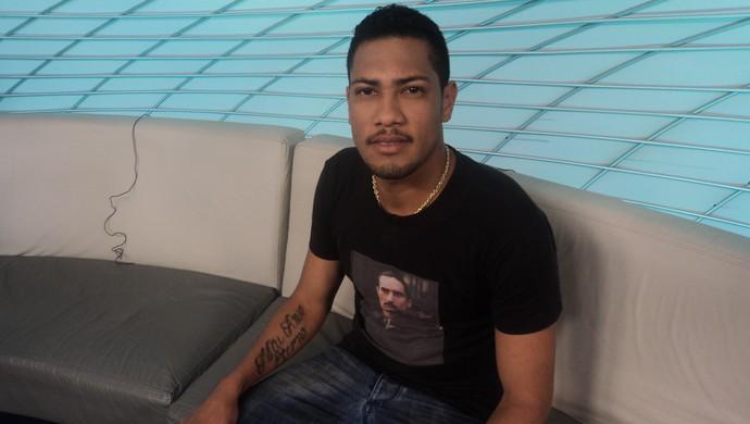 Hernane Brocador (Foto: Marcelo Braga)