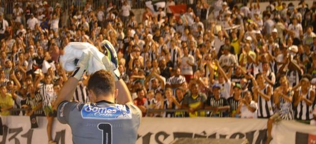 Botafogo-PB, Salgueiro, Série D, João Pessoa, Paraíba, Almeidão (Foto: Phelipe Caldas / Globoesporte.com/PB)